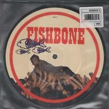 "FISHBONE Swim 7"" VINYL UK Columbia 1993 Limited Edition Pic Disc Featuring"