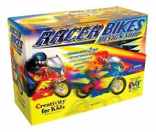 FABER-CASTELL CREATIVITY for Kids RACER MOTO Design shop vernice e stile i vostri