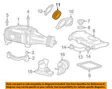 JAGUAR OEM 07-09 XKR 4.2L-V8 Supercharger-Seal Plate Seal AJ86925
