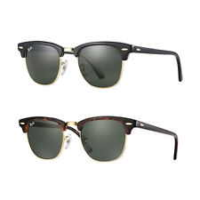 Ray-Ban RB3016 Clubmaster Classic Sunglasses - Choice of Size and Color