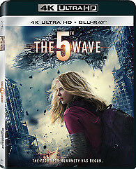 The 5th Wave (Blu-ray, 4K Ultra HD) NEW