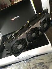 New listing Nvidia 3080 Suprim x