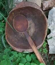 Old antique bowl