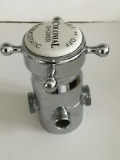 Victorian Style Shower Colonial Thermostatic Mixer Tap good for refurbishments