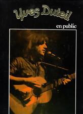 ALBUM 2 VINYLS 33 Trs./..YVES DUTEIL....EN PUBLIC.../...LE PETIT PONT DE BOIS..