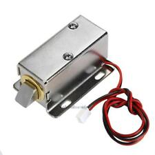 12V Electronic Lock Latch Drawer Deadbolt Cabinet Desk Door RFID Access Control