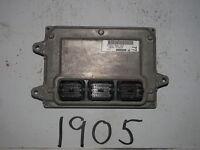 2006 06 CIVIC 1.8L EX CPE AT COMPUTER BRAIN ENGINE CONTROL ECU ECM MODULE UNIT