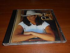 Terri Clark by Terri Clark (CD, Aug-1995, Mercury Nashville) Used