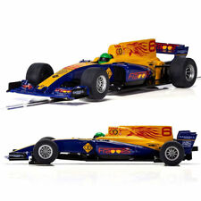 SCALEXTRIC Digital ARC Pro Slot Car C3960 2017 Formula One Car - Blue Wings