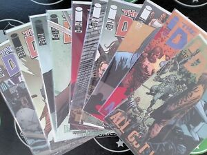 The Walking Dead SET #107-117 Image Comics VF/NM Robert Kirkman NICE