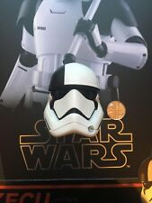 Hot Toys Star Wars The Last Jedi Executioner Trooper Helmet loose 1/6th scale
