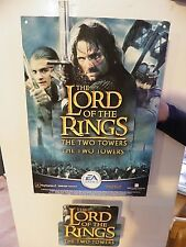 Lord Of The Rings - 3D Ceiling Mobile RARE Collectible Promo Movie Advertising