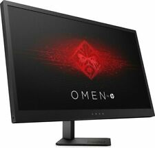 HP Omen 25 Monitor 62,23 cm 24,5 Zoll HDMI DP 1ms Rechnung D49318