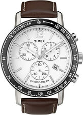 TIMEX T2N565 Herrenuhr Dress Sport Chronograph