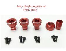 4pcs RC-COX Body Height Adjuster Set For X-Ray Yokomo Tamiya CXR-014-R RED