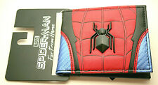 Marvel Comics Spider-Man Suit Far From Home Bifold Wallet NEW NOS Tags
