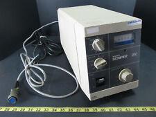 Vwr Scientific Branson Sonifier 250 Power Supply Ps Bio 100 132 135 Science Lab