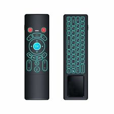 Mini Wireless Keyboard/Air Remote Control/Mouse/Touchpad with Colorful Backli...