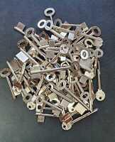 2 KG Stahlschlüssel verschiedene Sorten nicht gefräßt NEUWARE kein Schrott