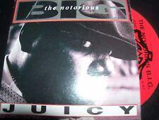 The Notorious BIG Juicy Rare Australian Card Sleeve CD Single