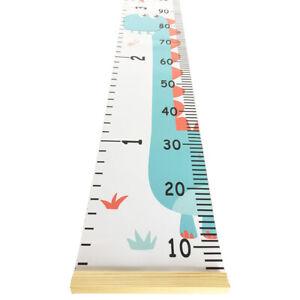 Kinder Höhenlineal Höhenmesser Messleiste Maßlatte Kinderzimmer Wandbehang