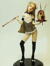 Mada Chan rare horror Kesaran Pasaran girl 1/6 Unpainted Figure Model Resin Kit