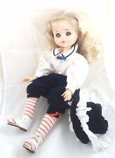 Rara Peggy Pritty Alta Moda Furga Doll Poupee Puppen Vintage Antico Muneca