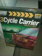Bicycle carrier x3 (collection only)
