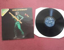 "ROD STEWART ""HOT RODS"" LP RECORD 1980. 14 Track Compilation   Exc / Exc"