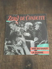ZERO DE CONDUITE - VIRE DU BAHUT - YOUNG POST PUNK/PUNK FRENCH GROUP!!!!!