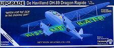 1:72 TASMAN DeHavilland DH.89A Dragon Rapide Sky Neon
