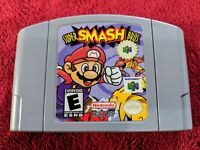 Super Smash Bros. N64 Nintendo 64 TESTED Free Ship USA Seller Great Condition