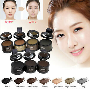 sevich Instantly Hair Shadow - Sevich Hair Line Powder with Puff Touch - 4g