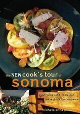 New Cook's Tour of Sonoma Michele Anna Jordan Cookbook Recipes PB FREE SHIPPING