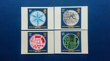 1989 ROYAL MICROSCOPICAL SOCIETY STAMPS PHQ CARDS WITH AN OXFORD F.D.I.