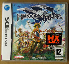 Videogame - Heroes of Mana - NDS
