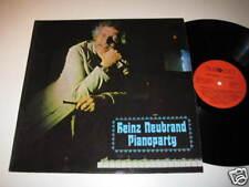 LP/HEINZ NEUBRAND/PIANOPARTY/austrocord ALP 4008