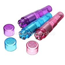 Mini Vibrating Full Body & Neck Pocket Rocket Massager *USA Seller!