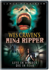 Wes Craven's Mind Ripper (DVD) New