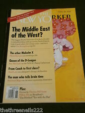 THE NEW YORKER - NANCY LIEBERMAN - APRIL 25 2011