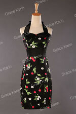 1950S RETRO VINTAGE STYLE WIGGLE PIN UP SWING PROM EVENING PARTY DRESS COCKTAIL