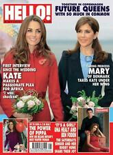 HELLO,Pippa,Kate Middleton,Princess Mary of Denmark,Elizabeth Hurley,Jamie Bell