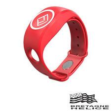 Bracelet Silicone xBAND Rouge FELL MARINE