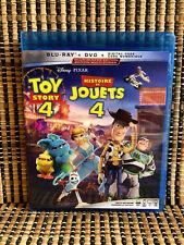 Toy Story 4 (1-Disc Blu-ray, 2019)Disney/Woody/Buzz Lightyear/Keanu Reeves