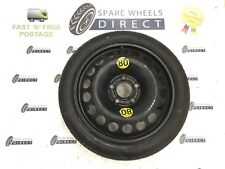 """2014 - 2018 JEEP RENEGADE 16"""" SPACE SAVER WHEEL SPARE STEEL ALLOY (101)"""