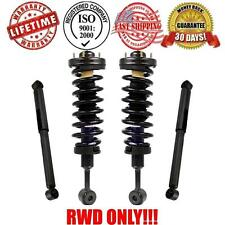 Front Struts and Rear Chocks Rear Wheel Drive ONLY F150 04-08 & MARK LT 06-08