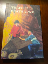 Trapped in Death Cave Bill Wallace Just for Boys Weekly Reader Books 1987 HC