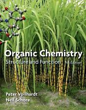 Organic Chemistry by Peter Vollhardt and Neil E. Schore (2014, Hardcover,...