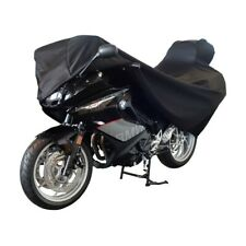 DS Covers Flexx Premium Indoor Dust Cover Fits Kawasaki ZX 6R with Top Box