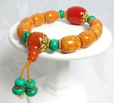 Krishna Beautiful Stone Beads Stretch Bracelet (BSB)